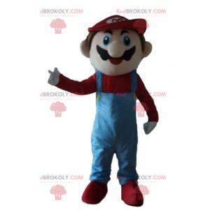 Mario mascotte famoso personaggio dei videogiochi -