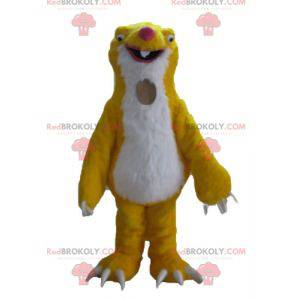 Maskot Sid the Sloth from the Ice Age-tegneserien -