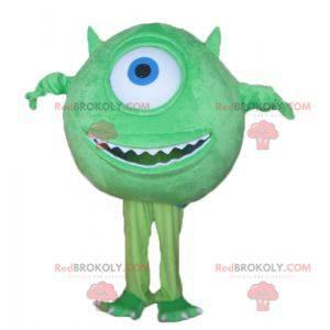 Mascota de Bob Razowski personaje famoso de Monsters, Inc. -
