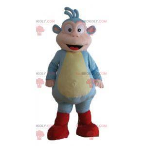 Babouche mascotte la famosa scimmia di Dora l'esploratrice -