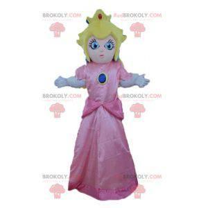 Maskottchen Prinzessin Pfirsich berühmten Mario Charakter -