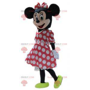 Minnie Mouse Maskottchen berühmte Disney-Maus - Redbrokoly.com