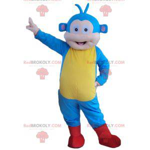 Babouche mascotte de beroemde aap van Dora de