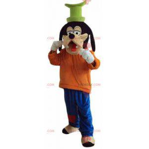 Goofy mascotte beroemde vriend van Mickey Mouse - Redbrokoly.com