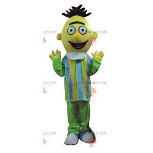 Bart mascota personaje famoso de la serie Barrio Sésamo -