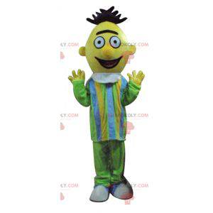 Bart mascotte beroemd personage uit de Sesamstraat-serie -