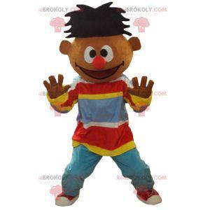 Maskot Ernest berømte Sesame Street marionet - Redbrokoly.com