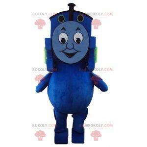 Thomas the famous cartoon locomotive mascot - Redbrokoly.com