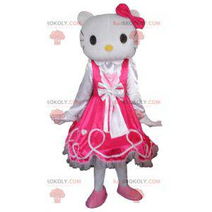 Mascotte Hello Kitty beroemde cartoon witte kat - Redbrokoly.com