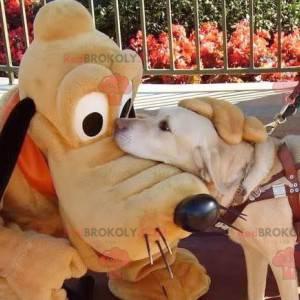 Myckey Mouse slavný pes Pluto maskot - Redbrokoly.com
