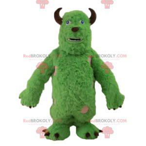 Mascot Sully alien from Monsters Inc. - Redbrokoly.com