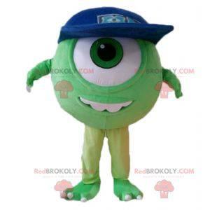 Bob berühmtes Alien-Maskottchen von Monsters, Inc. -