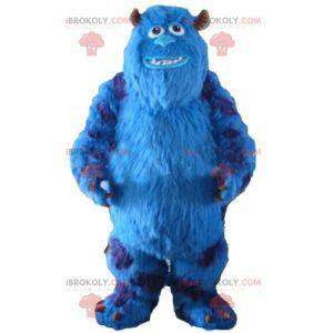 Sully mascot famous hairy monster of Monsters and company -