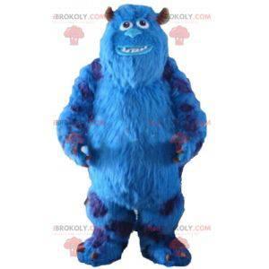 Sully mascotte beroemde harige monster van Monsters en bedrijf