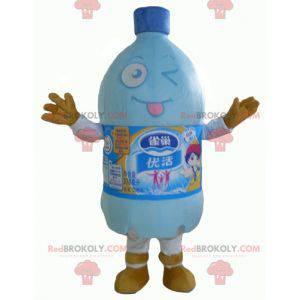 Water Bottle Plastic Bottle Mascot - Redbrokoly.com
