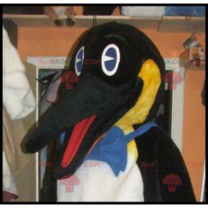 Sehr realistisches Pinguin-Maskottchen - Redbrokoly.com