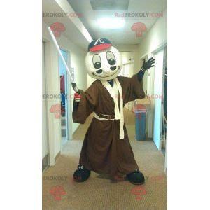 Maskot baseballu oblečený do hvězdných válek - Redbrokoly.com