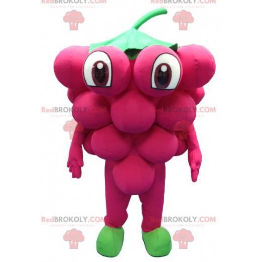 Maskotka gigantyczna kiść winogron - Redbrokoly.com