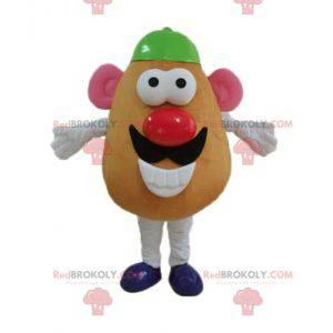 Mascotte Mr. Potato uit de Toy Story-tekenfilm - Redbrokoly.com