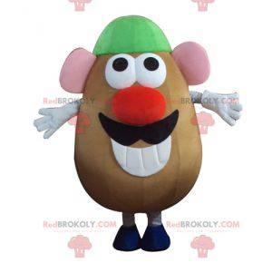 Maskottchen Mr. Potato aus dem Toy Story-Cartoon -
