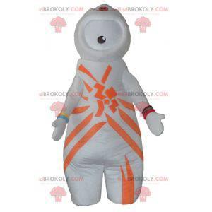 Außerirdisches Maskottchen der Olympischen Spiele 2012 -