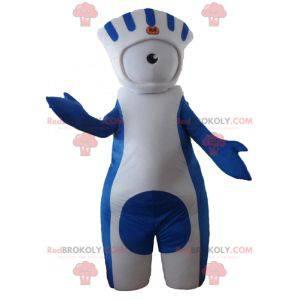Mimozemský maskot olympijské hry 2012 - Redbrokoly.com