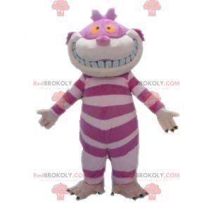 Alice im Wunderland Cheshire Cat Maskottchen - Redbrokoly.com