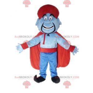 Genie Maskottchen berühmte Figur von Aladdin - Redbrokoly.com