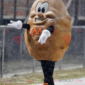 Maskotka gigantyczny brązowy ziemniak - Redbrokoly.com