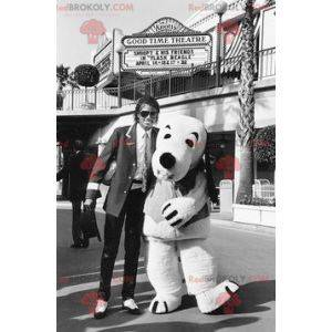 Mascota famosa del perro blanco de Snoopy de BD - Redbrokoly.com