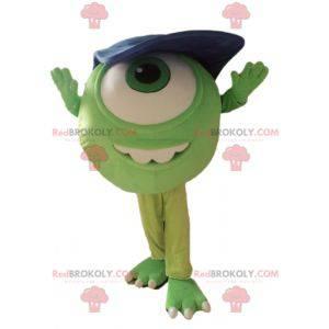 Bob, o famoso mascote alienígena da Monsters, Inc. -