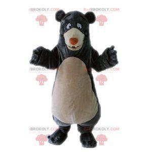 Baloo berühmtes Bärenmaskottchen aus dem Dschungelbuch -