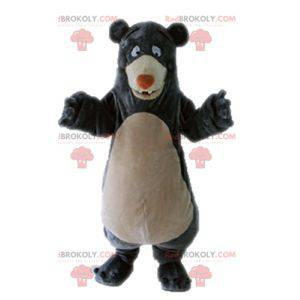 Baloo famous bear mascot from the Jungle Book - Redbrokoly.com