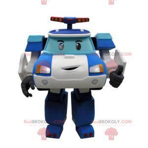 Transformers politibil - Redbrokoly.com