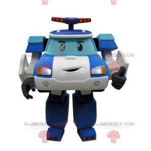 Transformers Polizeiauto Maskottchen - Redbrokoly.com