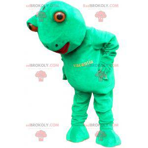 Gigantisk og morsom grønn froskmaskott - Redbrokoly.com