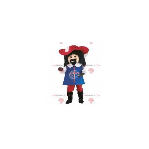 Musketier Maskottchen - Redbrokoly.com