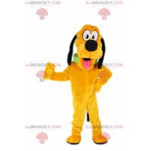Disneys berømte gule hund Pluto maskot - Redbrokoly.com