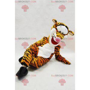 Mascot Tigger loyal ven af Winnie the Pooh - Redbrokoly.com