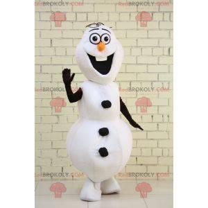 Maskot Olaf Snowman z Frozen - Redbrokoly.com