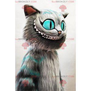 Maskottchen der Cheshire Cat in Alice im Wunderland -