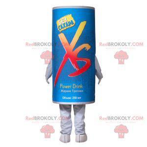Maskottgiganten kan. Drikk maskot - Redbrokoly.com