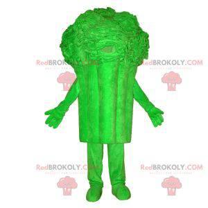 Obří zeleninový fenyklový brokolice maskot - Redbrokoly.com