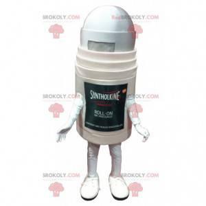 Roll-on deodorant mascot - Redbrokoly.com