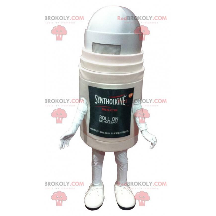 Roll-on deodorant maskot - Redbrokoly.com