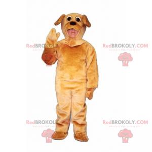 Dyremaskott - Hund - Redbrokoly.com