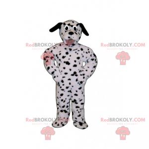 Zvířecí maskot - dalmatin - Redbrokoly.com