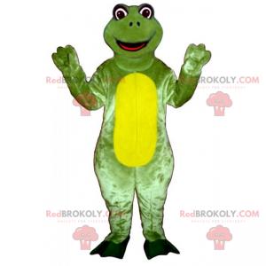 Animal mascot - Frog - Redbrokoly.com