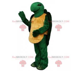 Kæledyrs maskot - Skildpadde - Redbrokoly.com