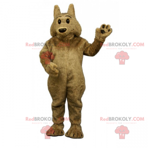 Farm maskot - Fox - Redbrokoly.com